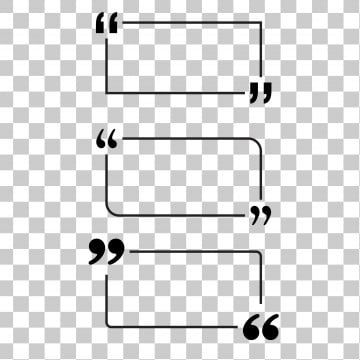 Citation Border On Transparent Quote Frame Rectangle Clipart Quote Icons Transparent Icons Png And Vector With Transparent Background For Free Download Quotes Icons Hand Painted Frames Prints For Sale