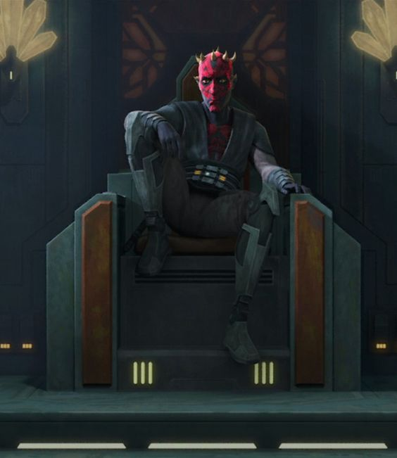 MaulFrk — spockvarietyhour:   Maul showing off his legs