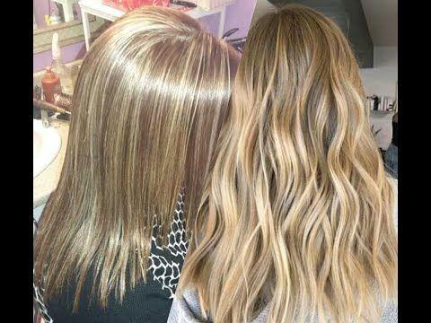 لون أشقر ذهبي فاتح فوق ليماش بصبغة لوريات فقط Youtube Hair Styles Long Hair Styles Beauty