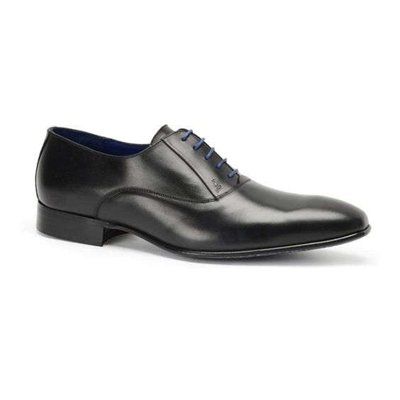 Mars Leather Lace-Up Oxford-Style Derby Shoes AZZARO | La Redoute Mobile