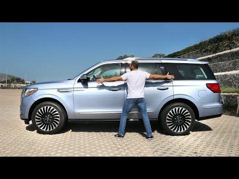 سيارة ام فندق متحرك لينكولن نافيجيتور الجديدة Youtube Suv Car Suv Car