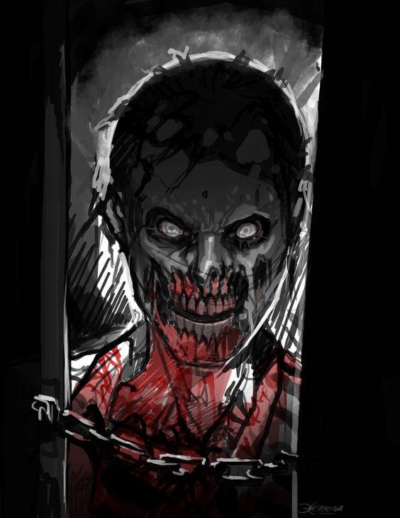 Zombie 2 by el-grimlock
