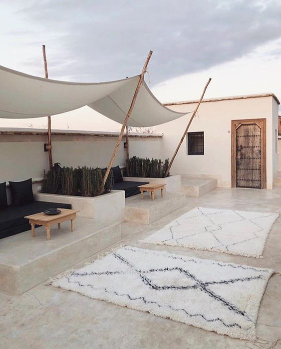 Riad 42 Marrakesh Morocco Africa Design Finder Escapes Morocco Bestplacestostaymorocco Africa Travel Roof Garden Design Pergola Shade Diy Outdoor