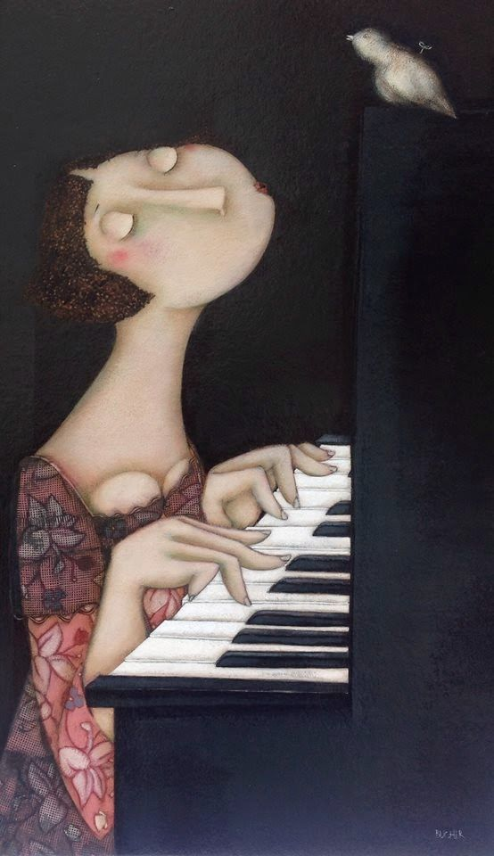 .Artist: Magalie Bucher: