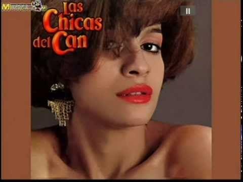 LAS CHICAS DEL CAN-FIEBRE (MERENGUE 80'S) - YouTube