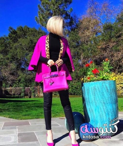 تناسق الالوان فى الملابس للنساء الوان موضة صيف2019 الوان الموضه فى اللبس تنسيق الوان الملابس للنساء Kntosa Com 13 19 15 Matches Fashion Fashion Vintage Outfits