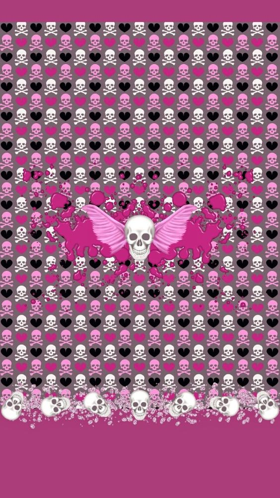 Dazzle my Droid: Pink Rocker wallpaper collection