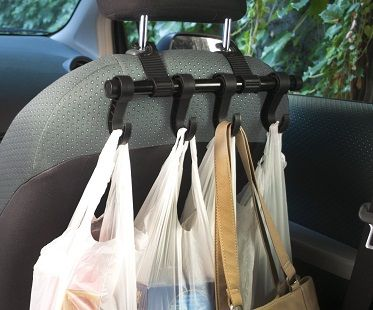 I love an organized car!