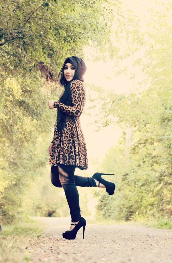 heels arab