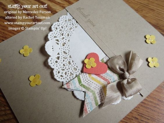 Stampin' Up!® Cards - Stamp Your Art Out!