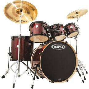 I would love to have a drum set again!