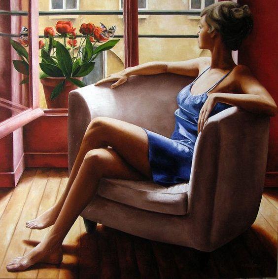 Annick Bouvattier - Papillon