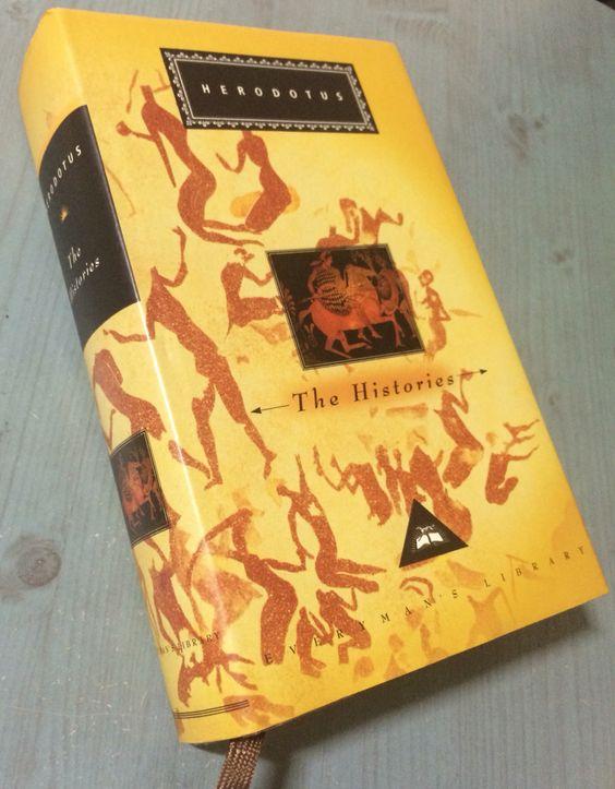 #Herodotus The Histories
