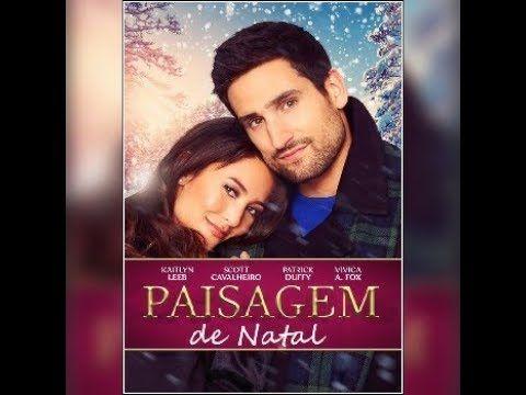 Filme Romance Paisagem Natal 2018 Lancamento Dublado Completo