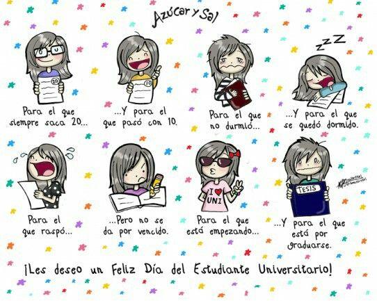 Día del estudiante universitario