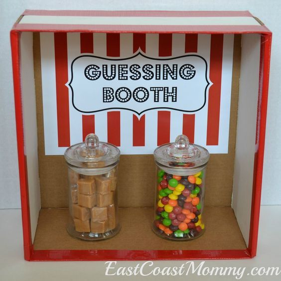 This site has a bunch of fantastic DIY carnival games and activities…