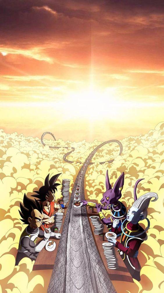 Wanna Join Anime Dragon Ball Super Dragon Ball Wallpaper Iphone Dragon Ball Goku
