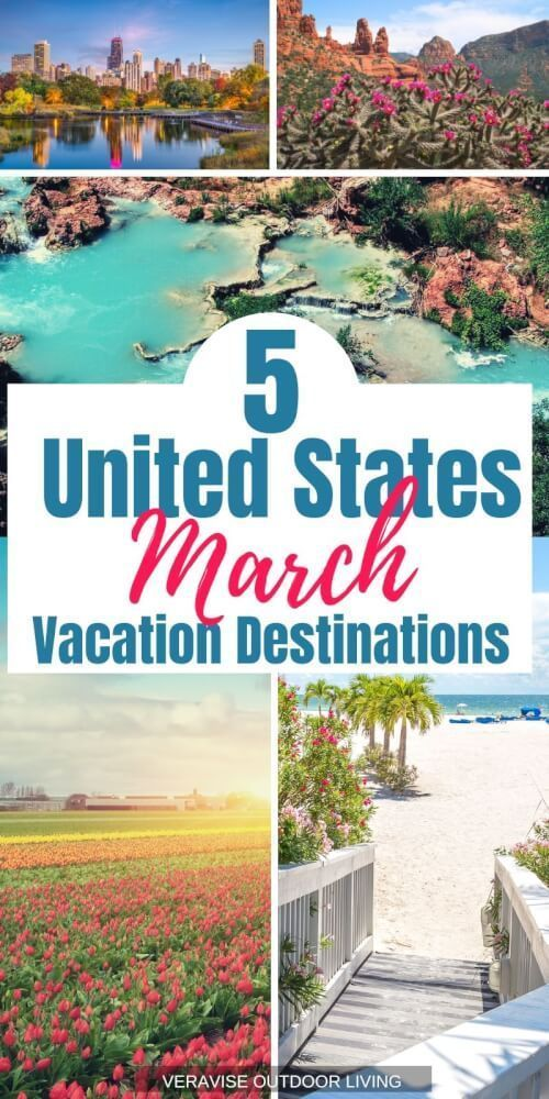Best Places To Travel In March In The Usa For St Patty S Day Tulips And Adventure Best Us Vacations Best Places To Travel Spring Break Destinations Families