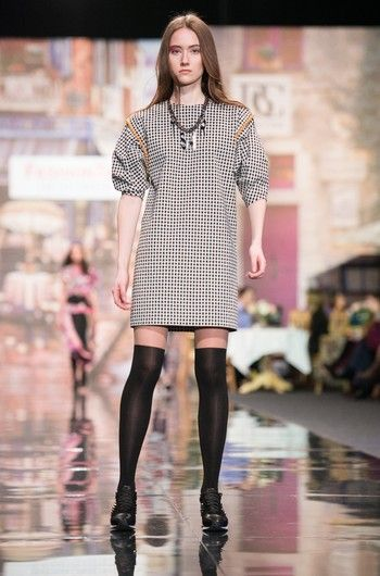 Неделя моды в Москве: FashionTime Designers, 5-й показ