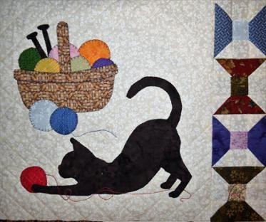 Kitty Craft block 1: