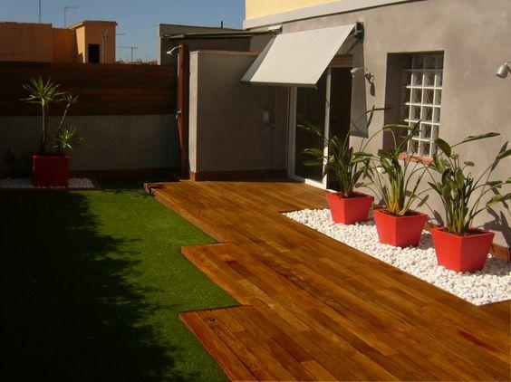 Proyectos - Diseño Terrazas Barcelona - TOTEXTERIOR
