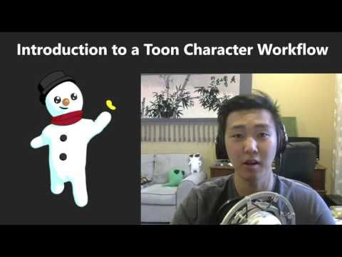 New Training: Toon Character Workflow by Dillon Gu