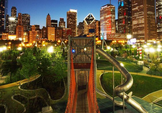 How well do you think you know Chicago? Little known places for urban adventures…