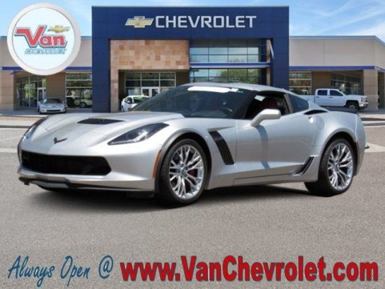 Coupe 2015 Chevrolet Corvette Z06 Coupe With 2 Door In Scottsdale