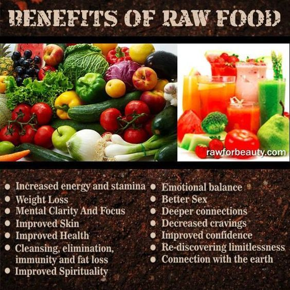 how to go raw food diet