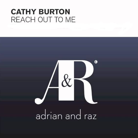 Cathy Burton – Reach Out to Me (single cover art)