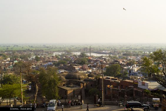 Fatehgarh Fort - Farrukhabad (Old Indian City)  #India, #Travel, #Photography