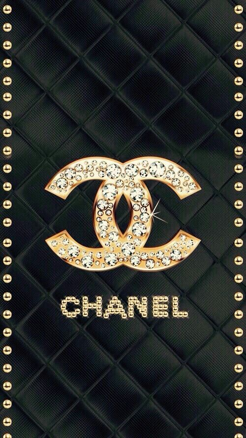 Baddie Boo In 2020 Chanel Wallpapers Fashion Wallpaper Glitter Phone Wallpaper