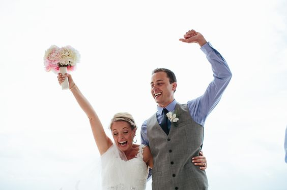 Alli and Chris Excellence Riviera Cancun wedding. You cannot remove these magical moments in ones wedding life. #wedding