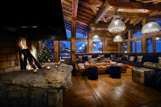Chalet Marco Polo - Val d'Isère, France.