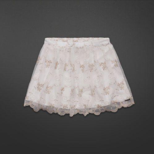 Womens Megan Shine Skirt
