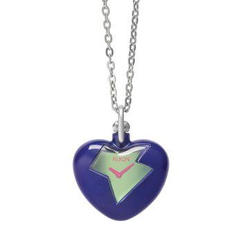 Uhren Women Nixon The broken heart pendant Women