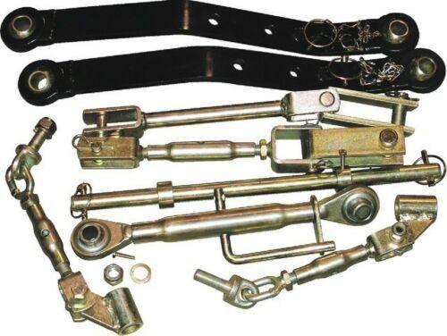 Kubota 3 Punkt Kit für Kubota Kleintraktoren 600 mm Unterlenkerarme