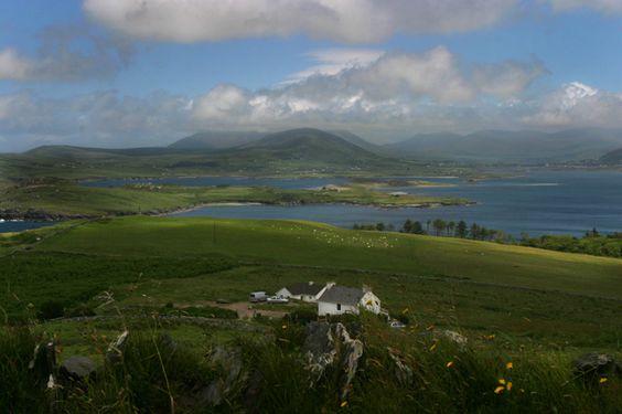 Idyllic Ireland by *vikingjon on deviantART