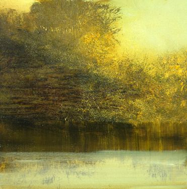 "Saatchi Online Artist Maurice Sapiro; Painting, ""Across The River"" #art"