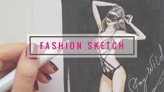 SKETCH-BLOG By Olga Sorokina - YouTube