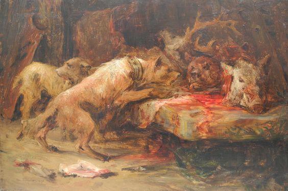 Paul Simons est un peintre Marseillais, élève de Jean-paul Laurens.
