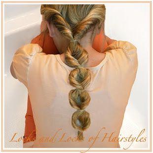 Locks and Locks of Hairstyles
