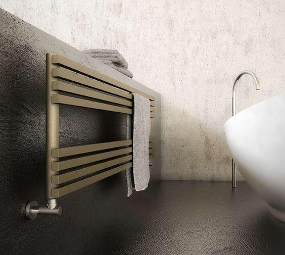 RODLIER-DESIGN présente RADIATEUR TIME de GRAZIANO SCULPTURAL DESIGN made in italy