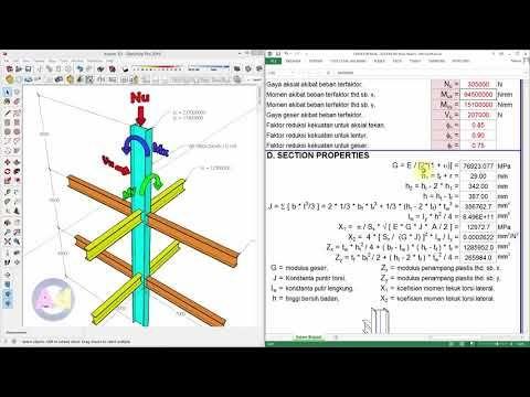 Koleksi Ribuan Aplikasi Excel Perhitungan Teknik Sipil Dari Seluruh Dunia Bimbel Comad Teknik Aplikasi Teknik Sipil