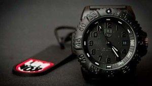 Luminox Evo Navy Seal 3051 Blackout Watch