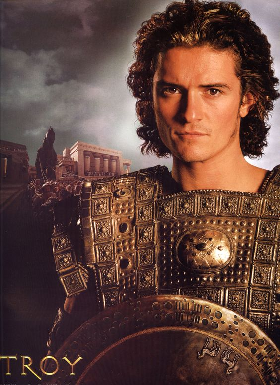 Orlando Bloom - TROY movie | Troy | Pinterest | Troy ... Orlando Bloom Movies