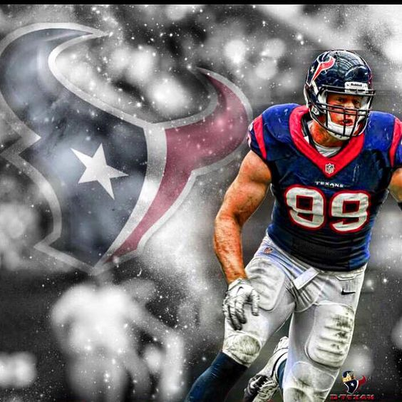 J.J. Watt - Houston Texans