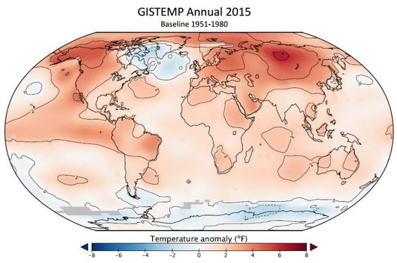 See 135 years of global warming in less than 30 seconds.