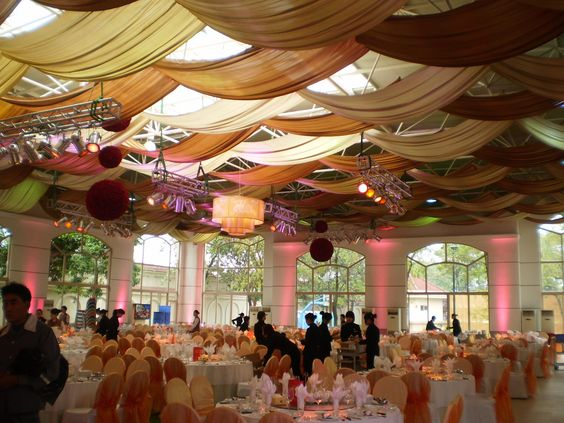 Tent for sale tent and for sale on pinterest for Indoor marquee decoration