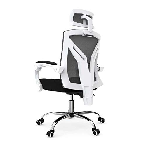 Zcx Ergonomic Office Chair High Back Desk Chair Racing Style With Lumbar Support Height Adj Ergonomic Office Chair Office Chair Office Chair Lumbar Support